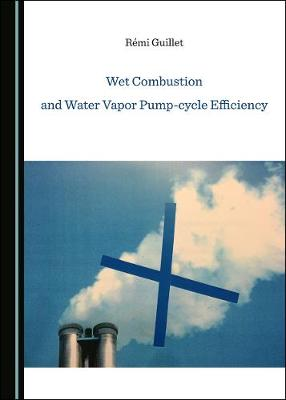 Wet Combustion and Water Vapor Pump-cycle Efficiency (Hardback)