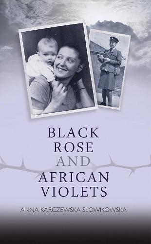 Black Rose and African Violets (Paperback)
