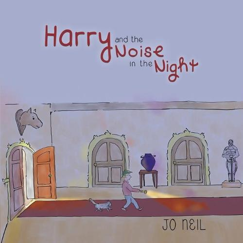 Harry and the Noise in the Night (Paperback)