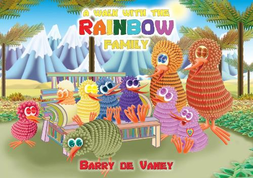 A Walk with the Rainbow Family (Paperback)