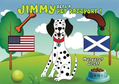 Jimmy Gets a Pet Passport (Hardback)