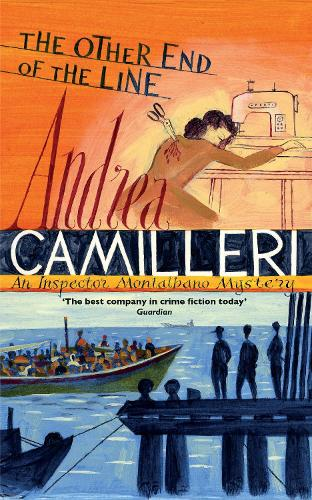 The Other End of the Line - Inspector Montalbano mysteries (Hardback)
