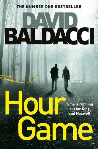 Hour Game - King and Maxwell (Paperback)