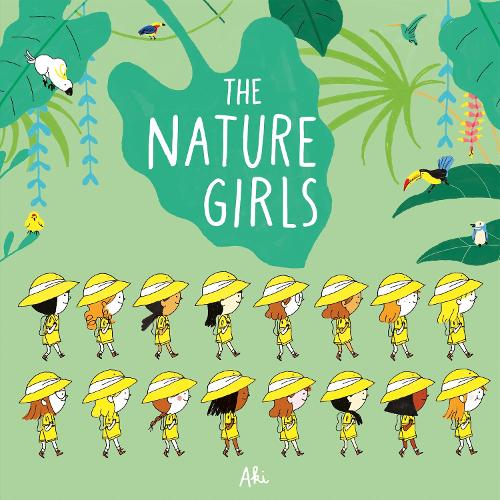 The Nature Girls (Paperback)