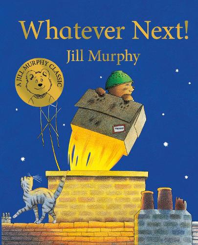 Whatever Next! (Board book)
