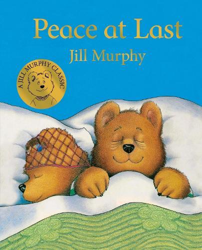 Peace at Last (Board book)