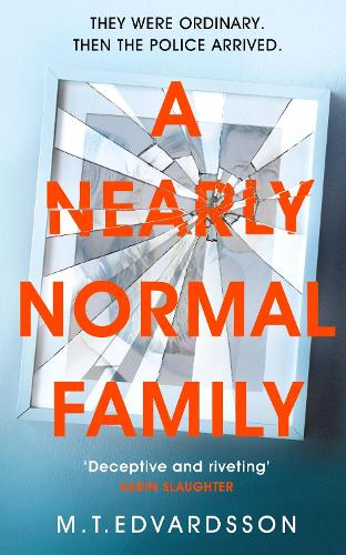 A Nearly Normal Family (Hardback)