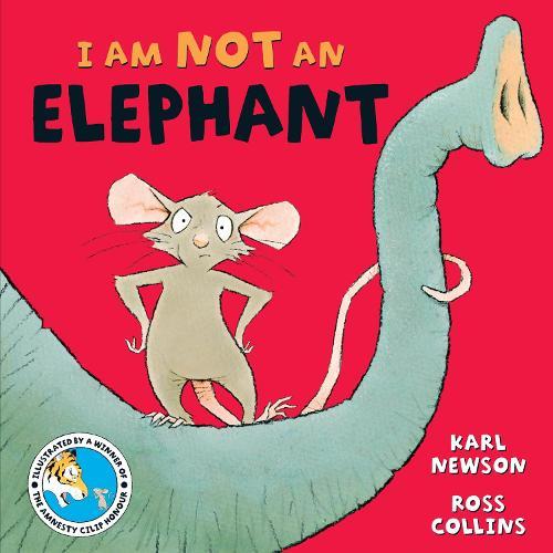 I am not an Elephant (Hardback)