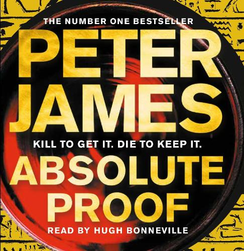 Absolute Proof (CD-Audio)