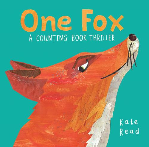 One Fox: A Counting Book Thriller (Paperback)
