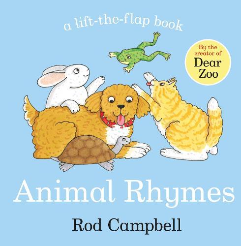 Animal Rhymes (Board book)
