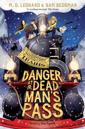 Danger at Dead Man's Pass - Adventures on Trains (Paperback)