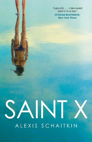 Saint X (Hardback)