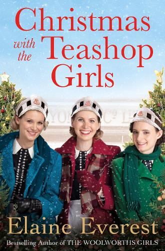Christmas with the Teashop Girls (Paperback)