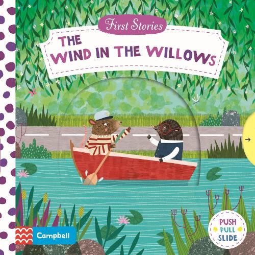 The Wind in the Willows - First Stories (Board book)