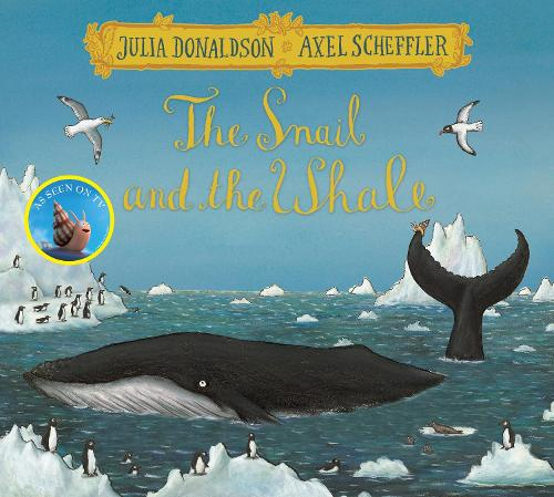 The Snail and the Whale Festive Edition (Paperback)