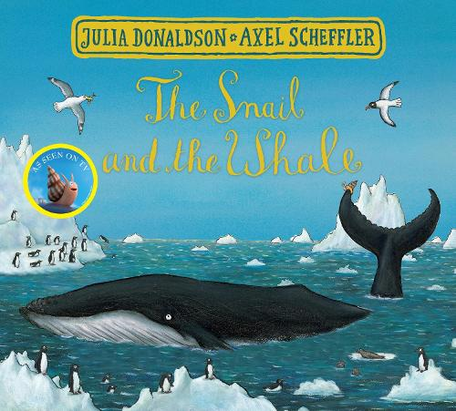 The Snail and the Whale Festive Edition (Board book)