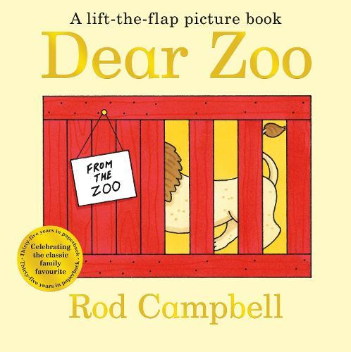 Dear Zoo (Paperback)