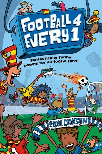 Football 4 Every 1 (Paperback)