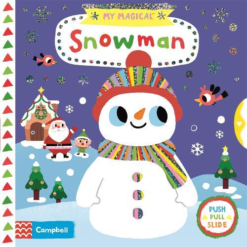 My Magical Snowman - My Magical (Board book)