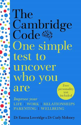 The Cambridge Code: One Simple Test to Uncover Who You Are (Hardback)