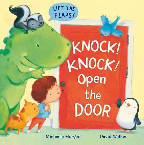 Knock! Knock! Open the Door (Paperback)