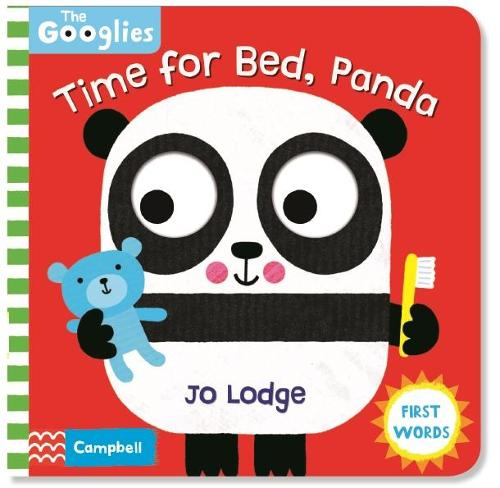 Time for Bed, Panda - The Googlies (Board book)
