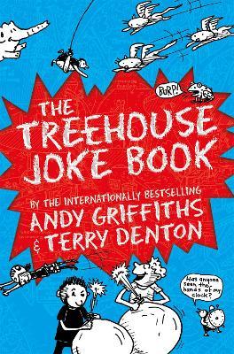 The Treehouse Joke Book (Paperback)
