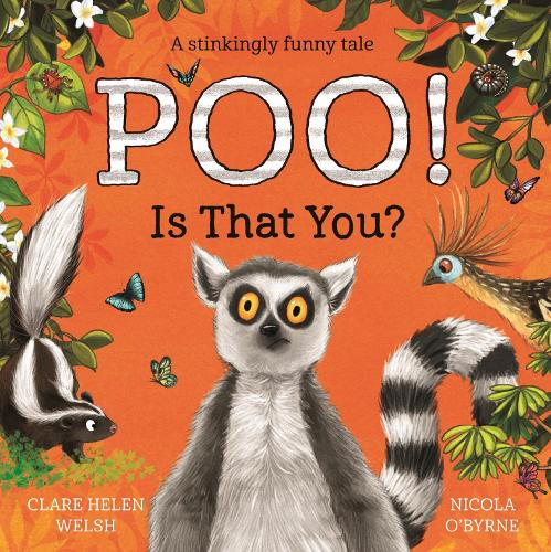 Poo! Is That You? - Lenny the Lemur (Paperback)