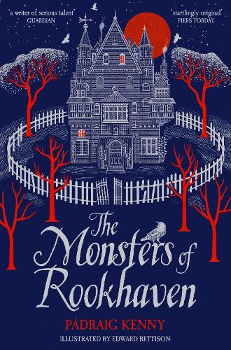 The Monsters of Rookhaven (Paperback)