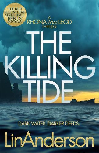 The Killing Tide - Rhona MacLeod (Hardback)