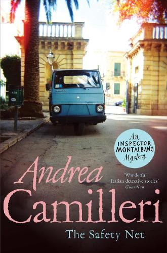 The Safety Net - Inspector Montalbano mysteries (Paperback)