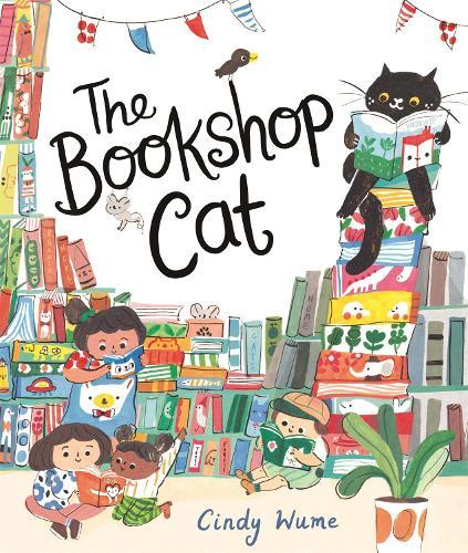 The Bookshop Cat (Hardback)
