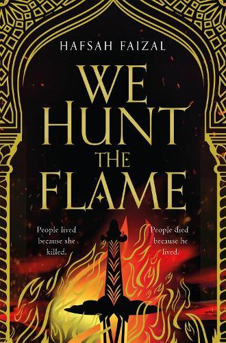 We Hunt the Flame - Sands of Arawiya (Paperback)
