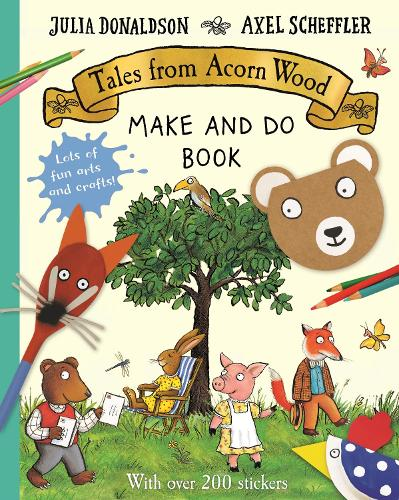 Tales from Acorn Wood Make and Do Book (Paperback)