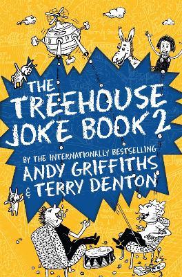 The Treehouse Joke Book 2 (Paperback)
