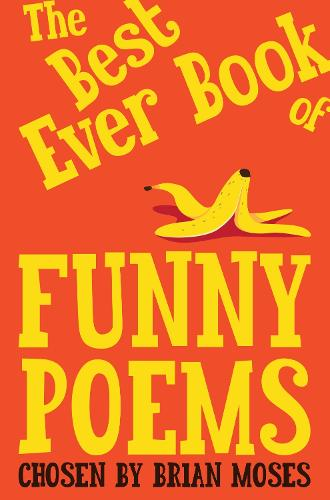 The Best Ever Book of Funny Poems (Paperback)