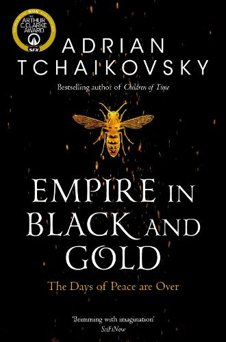 Empire in Black and Gold - Shadows of the Apt (Paperback)