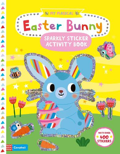 My Magical Easter Bunny Sparkly Sticker Activity Book - My Magical (Paperback)