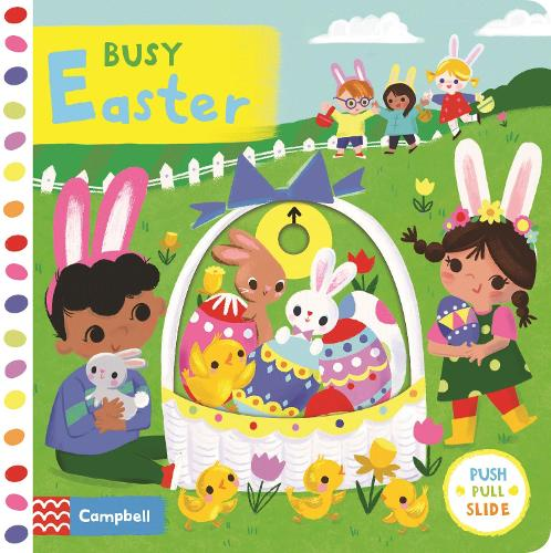 Busy Easter - Busy Books (Board book)