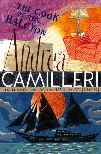 The Cook of the Halcyon - Inspector Montalbano mysteries (Hardback)