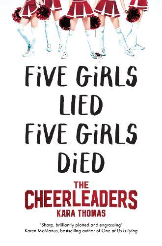The Cheerleaders (Paperback)