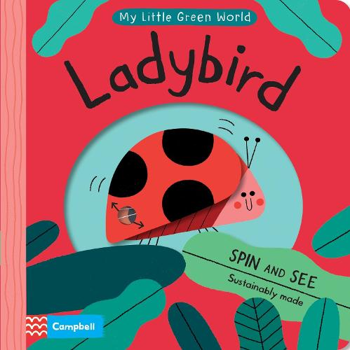 Ladybird - My Little Green World (Board book)