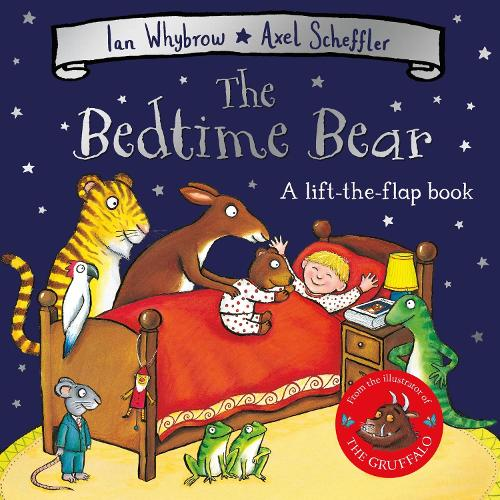 The Bedtime Bear: 25th Anniversary Edition - Tom and Bear (Board book)