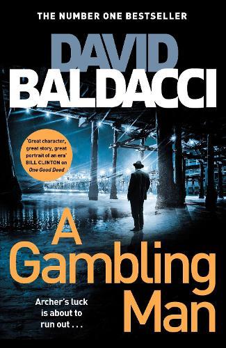 A Gambling Man - Aloysius Archer series (Hardback)