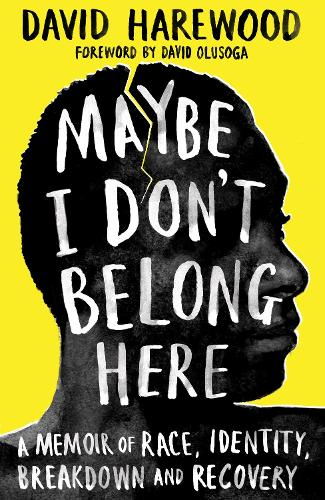 Maybe I Don't Belong Here: A Memoir of Race, Identity, Breakdown and Recovery