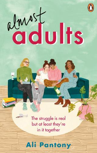 Almost Adults (Paperback)
