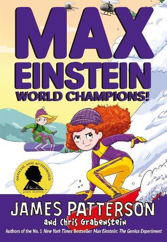 Max Einstein: World Champions! - Max Einstein Series (Hardback)
