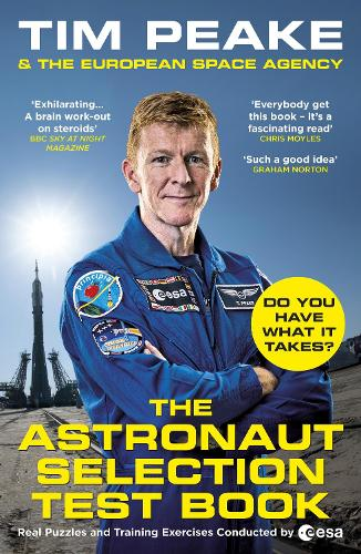 The Astronaut Selection Test Book: Do You Have What it Takes for Space? (Paperback)