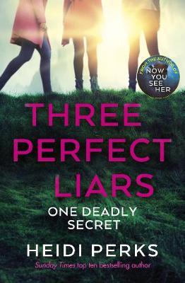 Three Perfect Liars (Hardback)
